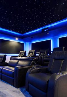 home theater rooms & home theater ideas . home theater rooms . home theater . home theater design . home theater seating . home theater ideas on a budget . home theater ideas basement . home theater decor Home Theater Room Design, Movie Theater Rooms, Home Cinema Room, Home Theater Decor, Home Theater Seating, Movie Rooms, Home Theater Basement, Home Theatre, Basement Movie Room