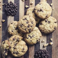 A Spelt treat with a higher protein content than a regular cookie. Sugar Free Cookies, Vegan Chocolate Chip Cookies, Shortbread Recipes, Chocolate Brands, Dairy Free Milk, Homemade Butter, Diabetic Friendly, How To Make Chocolate, Coconut Sugar