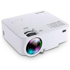 DBPOWER T20 1500 Lumens LCD Mini Projector, Multimedia Ho... https://smile.amazon.com/dp/B01LZRUY6Q/ref=cm_sw_r_pi_dp_x_mHXQybAG8RSFW