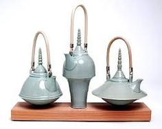 Image result for handbuilt teapot spout