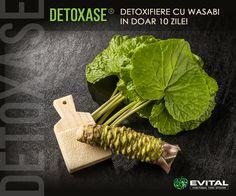detoxifiere cu wasabi