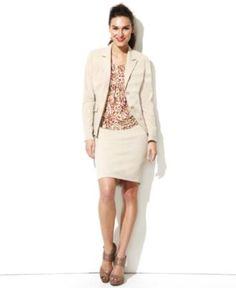 Calvin Klein Suit Separates Collection - Womens Suits & Suit Separates - Macy's
