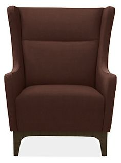 Marcel Chair & Ottoman - Chairs - Living - Room & Board