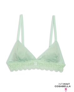 Bel Air Soft Triangle Bra - Stylemint