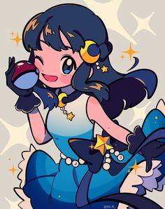 Pokemon Manga, Pokemon Alola, Pokemon People, Pokemon Funny, Pokemon Fan Art, Pikachu, Pokemon Trainer Outfits, Umbreon And Espeon, Pokemon Pictures