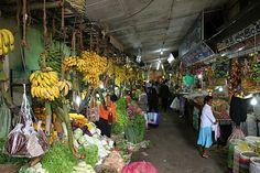 the eveningmarket, Nuwara Eliya, Sri Lanka