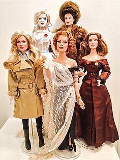 Past Oscar Nominees Dolls