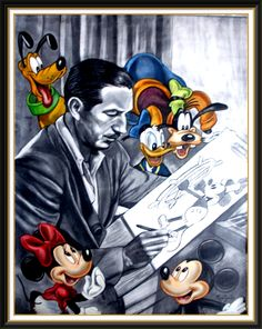 New Diamond Painting Kits arriving daily. If you love Mickey Mouse, Mini, Donald Duck and the rest of the Disney family then you'll love these Disney Diamond Art Kits. New paintings arriving daily Disney Pixar, Arte Disney, Disney And Dreamworks, Disney Love, Disney Magic, Disney Mickey, Disney Films, Walt Disney Characters, Cartoon Characters