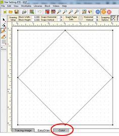 EQ   Designing a Star Setting