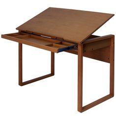 "Found it at Wayfair - Ponderosa 42"" W x 24"" D Drafting Table"