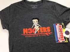 Hooters Sexy Girl Betty Boop T-Shirt Womens SZ S/M Big Boobs Cleavage Authentic http://www.ebay.com/itm/Hooters-Sexy-Girl-Betty-Boop-T-Shirt-Womens-SZ-S-M-Big-Boobs-Cleavage-Authentic-/291762517977?roken=cUgayN&soutkn=BdsaP2 #bogo #clothes #newclothes #newshirt