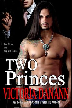 Musings of the Book-a-holic Fairies, Inc.: TWO PRINCES by VICTORIA DANANN - COVER REVEAL + EXCERPT + GIVEAWAY!!!