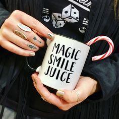 Magic • Smile • Juice Coffee and Cozy Up  on WildflowerLI.com