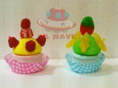 Cupcake golosinas
