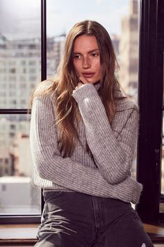 Emilie Knit // ANINE BING Holiday Collection 2017