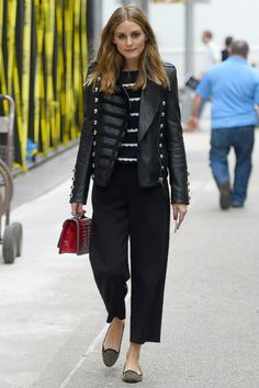 Olivia Palermo New York City May 18 2015