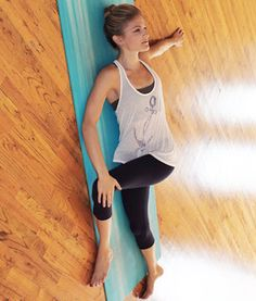 7 Chill Yoga Poses to Ease Anxiety-12