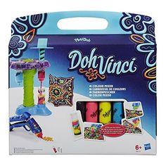Juguete DOHVINCI COLOR MIXER de Hasbro Precio 14,64€ en IguMagazine #juguetesbaratos