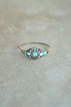 Is this a engagement ring? So pretty!
