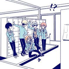 画像 Mika Kagehira, Star Character, Gifs, Ensemble Stars, Mystic Messenger, Manga, Funny Cute, Cute Guys, Anime Characters