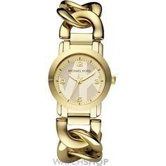 1ec33d71d5d Ladies Michael Kors Watch MK3161 Steel Chain