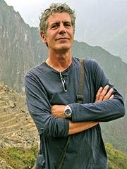 Anthony Bourdain - man, this guy will try Anything! And he loves southern BBQ.  Enough said.