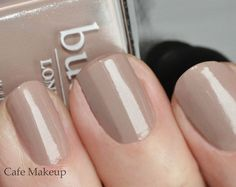 Butter London Yummy Mummy  It looks like caramel cream frosting--I must have it