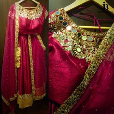A stunning burgandy lehenga perfect for Autumn. With mirror work and gold embroidery and floral latkans. For all prices and inquries, please email us at inquiries@indiaboulevard.com or visit us at indiaboulevard.com #indiancouture #desicouture #indianwear #desifashion #indianfashion #fashionista #customindianwear #allthingsindian #newdesigners #lehenga #bridal #indianembroidery #couture #ootd #aw15 #igers #instagood #asianbride #bollywood #autumn #anarkli #skirt #love #stunning #amazing
