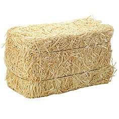Our Mini Straw Bales are made of wheat and come individually wrapped. Use our 5 inch Straw Bales to accent your party tabletops and create unique centerpieces.