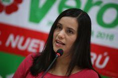 """Huy Carajo: Verónika Mendoza: """"Llevaremos propuestas a PPK par..."""