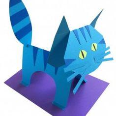 3D Paper Tiger