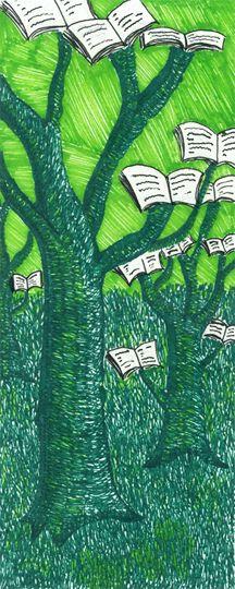 2012 Teen Summer Reading Art Contest Winner by Denver Public Library Teens, via Flickr