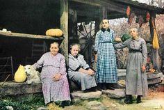 The Walker Sisters in 1946