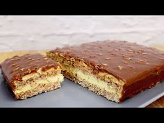 Rețetă de tort cu migdale # 259 - YouTube Bread Recipes, Snack Recipes, Snacks, Cake Recept, Greek Sweets, Almond Cakes, Party Desserts, Baked Goods, Delicious Desserts