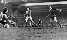 """March """"Super sub as done it"""". Liverpool striker David Fairclough came on to score the decisive goal that finally saw off St Etienne at Anfield. Liverpool Football Club, Liverpool Fc, Famous Saints, Champions League Semi Finals, St Etienne, Class Games, European Cup, Perfect 10, One Team"""