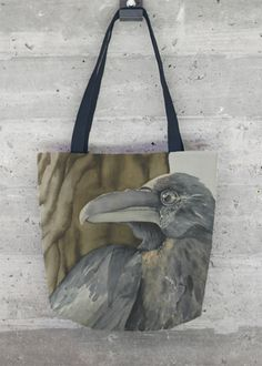VIDA Statement Bag - Crows Statement Bag by VIDA He5lYY1