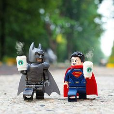 Batman vs Superman is a load of poop there best of mates