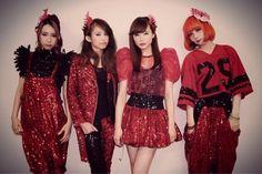 SCANDAL BAND, jrock, jpop, band, vocals, drums, guitar, bass, Haruna Ono, Rina Suzuki, Mami Sasazaki, Tomomi Ogawa