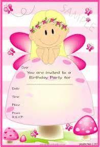 printable kids invitations