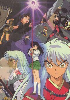 Inuyasha And Sesshomaru, Kagome And Inuyasha, Miroku, Kagome Higurashi, Manga Anime, Anime Art, Arte Sailor Moon, Cute Anime Pics, Manga Covers