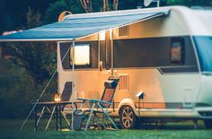 32 Double Duty Furniture That You Need For Your Camper , If you simply apply your RV for holiday travels, you most likely don't need to fret about assembling a mobile office. An empty motorhome or camper van. Camping Car, Camping World, Camping Hacks, Camping Store, Camping Trailers, Travel Trailers, Camping Cabins, Outdoor Camping, Outdoor Pool