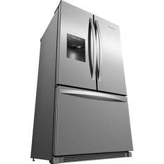 Geladeira / Refrigerador Electrolux Side by Side French Door FDI90 634L Inox