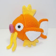 The Essential Pokemon Amigurumi Collection: Part 4 - Created by Johnny Navarro