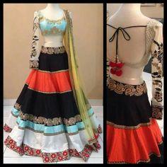 Beautiful n Colourful Bollywood Lehenga Choli online ,Indian Dresses Lehenga Choli Latest, Bollywood Lehenga, Lehenga Choli Online, Indian Dresses, Indian Outfits, Indian Clothes, Gagra Choli, Indian Ethnic Wear, Indian Style