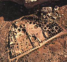 An Ancient Example of Cluster Planning