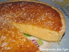 Other Recipes, My Recipes, Cake Recipes, Favorite Recipes, Cheesecakes, Portuguese Recipes, Portuguese Food, Sweet Pie, Cornbread