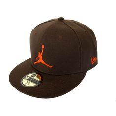 New Era Jordan Fitted Hat-JH013