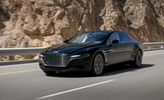 Aston Martin Crystal Ball Shows SUVs, Hybrids by 2020