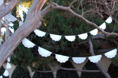Items similar to Wedding paper Doily Garland By Foo Foo La La 25 Feet on Etsy Doily Garland, Doily Bunting, Blue Wedding, Dream Wedding, Diy Wedding Inspiration, Wedding Ideas, Baptism Party, Paper Doilies, Mom Birthday