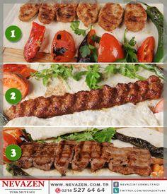 Siz hangi et yemeğini tercih edersiniz?